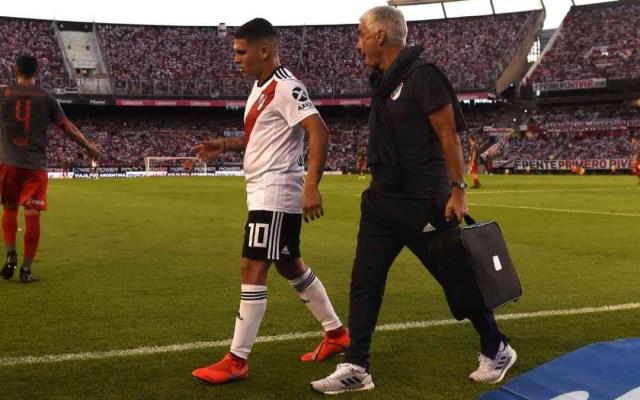 Juanfer Quintero estará seis meses fuera de las canchas por lesión - juanfer quintero lesión rodilla