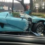 PGJ investiga al dueño del Koenigsegg CCXR accidentado en Reforma