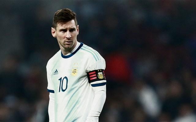 Mi hijo me pregunta por qué me atacan en Argentina: Messi - Lionel Messi de vuelta con Argentina