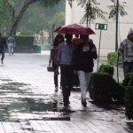 Se registran lluvias ligeras en cuatro alcaldías de la Ciudad de México - Foto de Archivo