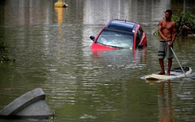 Fuertes lluvias deja al menos siete muertos en Sao Paulo, Brasil - Foto de El Comercio