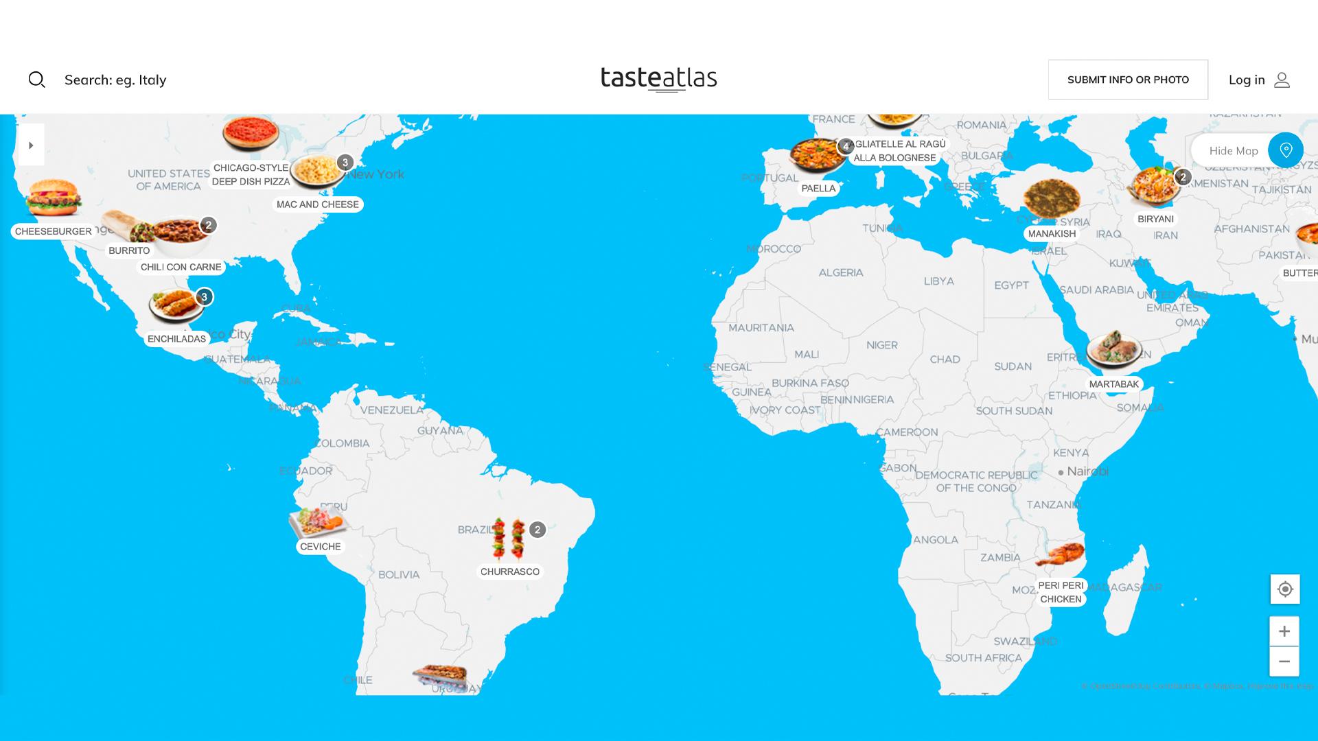 Foto de Taste Atlas