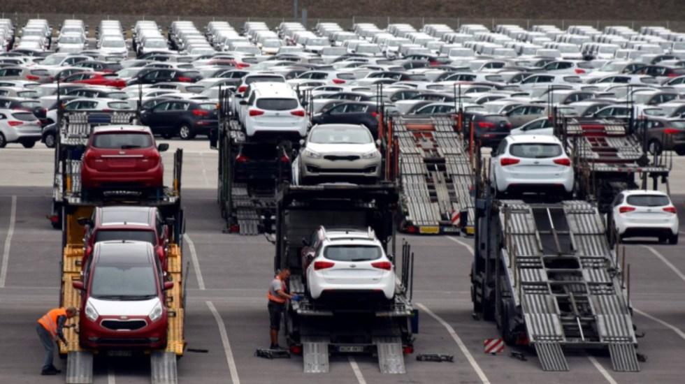 México profundiza acuerdo automotriz con Brasil y Argentina - venta de automóviles junio