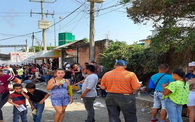 Migrantes denuncian estafas de abogados en Chiapas - Foto de Quadratín