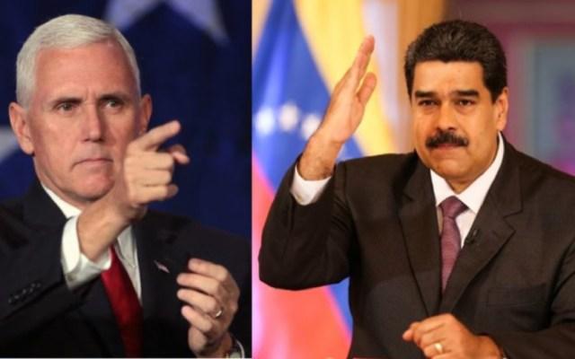 EE.UU. amenaza con represalias por cualquier acción contra Guaidó - estados unidos amenaza a maduro guaidó