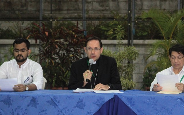 Iglesia católica no mediará entre gobierno y oposición en Nicaragua - Foto de afp