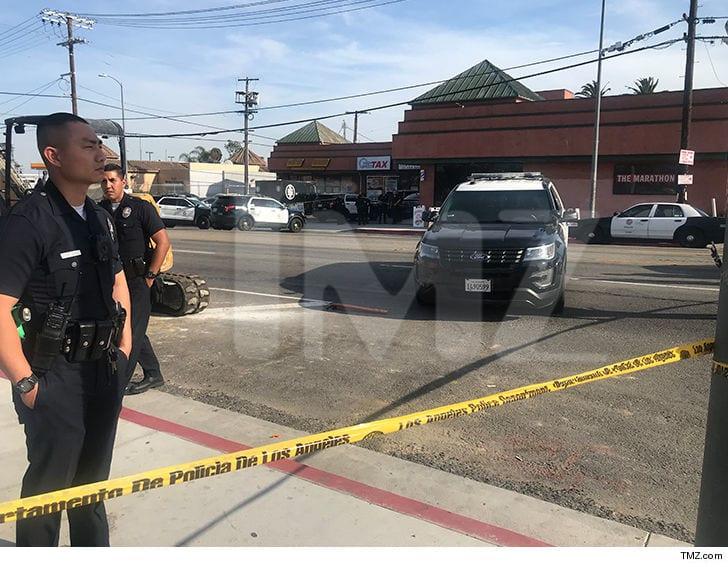 Matan a disparos en Los Ángeles al rapero Nipsey Hussle