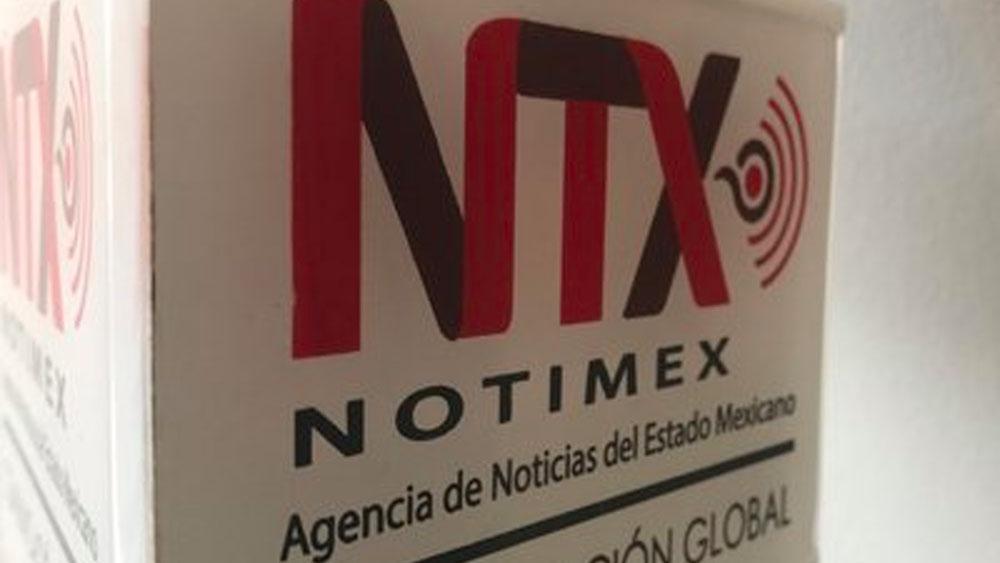 Corresponsales de Notimex piden respeto a sus derechos laborales - Foto de @CorresponsalNTX