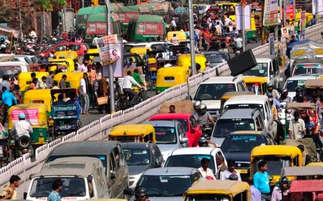 Nueva Delhi, la capital más contaminada del mundo en 2018 - Foto de Viajes Carrefour