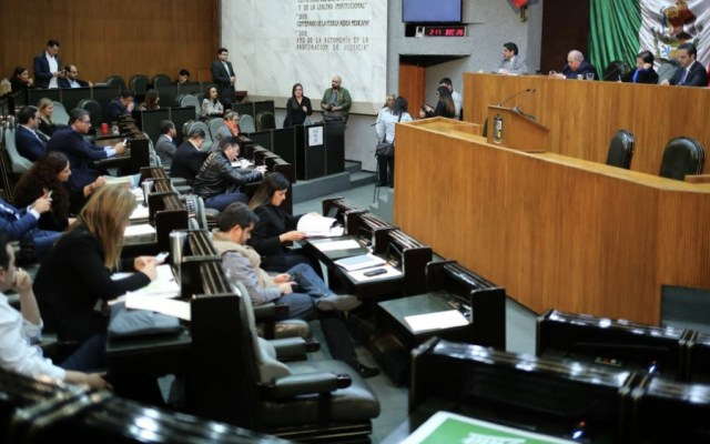 Aprueban en Nuevo León derecho a la vida desde la concepción - Foto de H. Congreso del Estado de Nuevo Leon