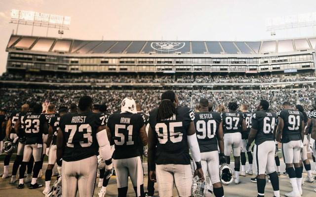 Raiders cortan a Antonio Brown del equipo - Foto de Oakland Raiders