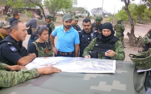 Anuncian operativo para buscar a migrantes desaparecidos en Tamaulipas - operativo de búsqueda migrantes tamaulipas