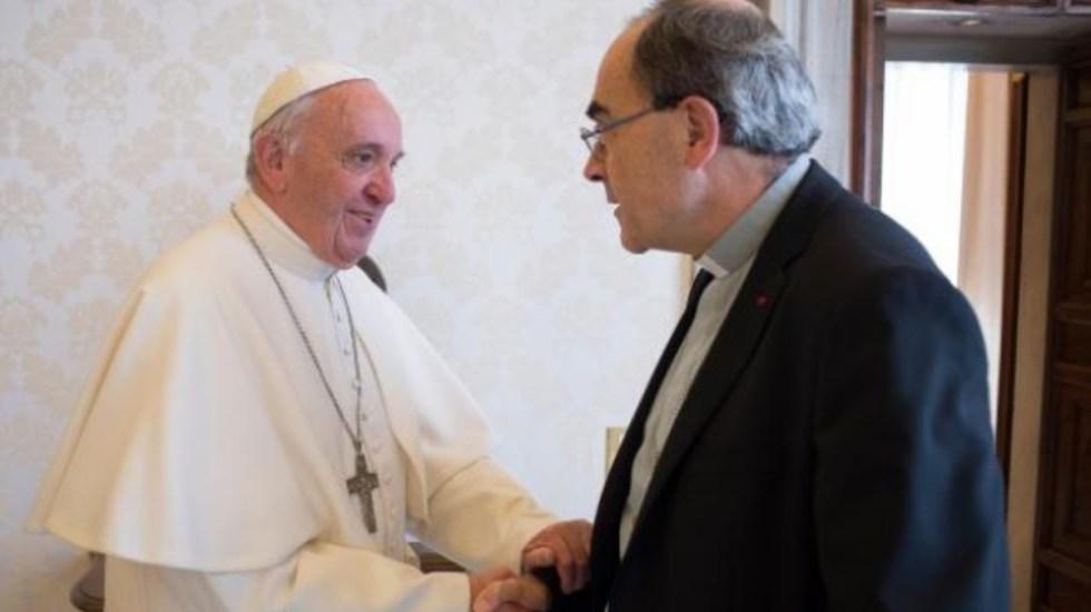 El papa Francisco se reunirá con cardenal que encubrió pedofilia - papa francisco barbarin