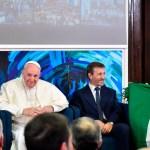 El papa Francisco recibe a delegación de Scholas México - Foto de AFP