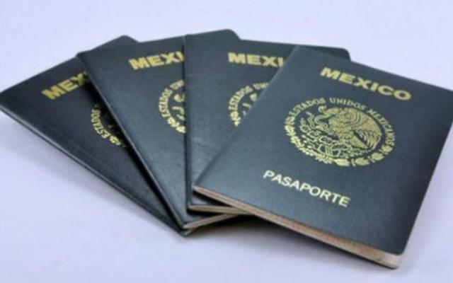 Negar pasaporte a menor por error administrativo es violación al libre tránsito - Foto de Internet