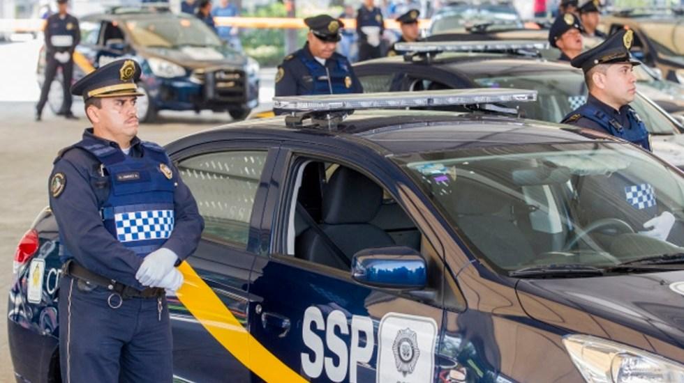 Vinculan a tres policías por robo a camión en la GAM - Foto de Notimex