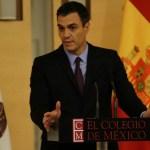"""España """"rechaza con toda firmeza"""" pedido de disculpas de México - Foto de Notimex"""