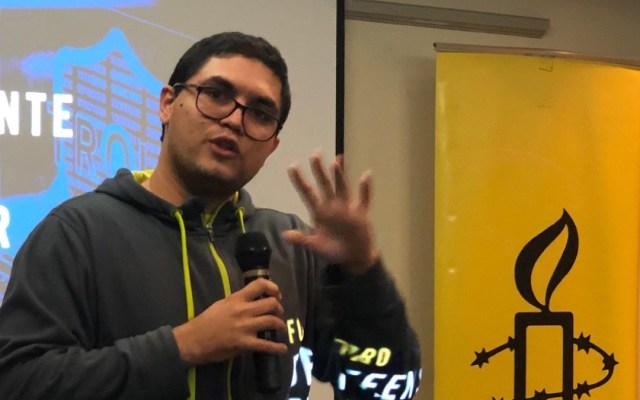 Detienen a periodista opositor en Venezuela - periodista detenido venezuela