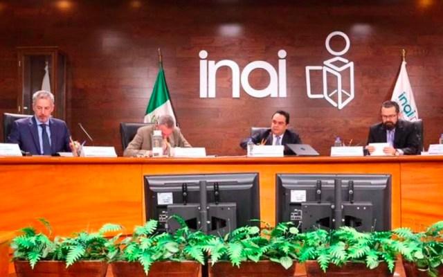 INAI instruye al IMSS a informar sobre compra de medicamentos en 2017 - Foto de INAI