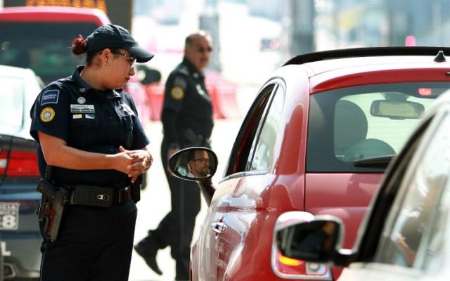 Más de siete mil policías vigilarán segundo fin de semana largo en el país - Foto de Notimex
