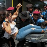 Policía reitera prohibición a protestas opositoras en Nicaragua - Foto de AFP