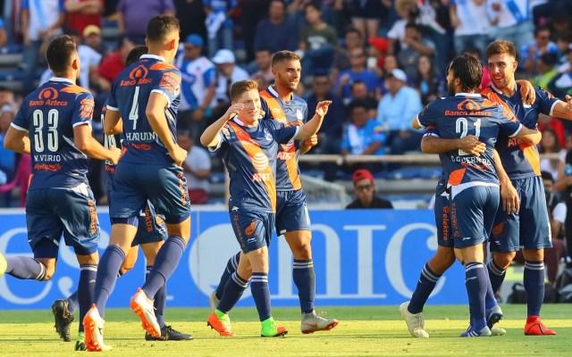 Puebla golea a Lobos BUAP en el clásico local - Foto de Mexsport