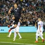 'Tata' Martino debuta con triunfo en el Tricolor - 'Tata' Martino debuta con triunfo en la Selección Mexicana