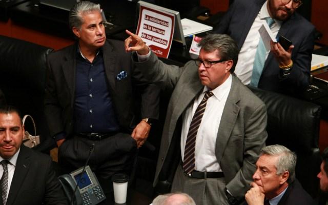 Seguirá Monreal contra comisiones bancarias pese a compromiso de AMLO - Foto de Notimex