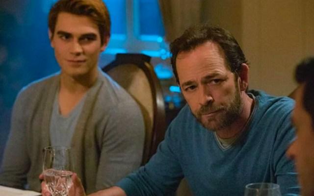 Serie 'Riverdale' en pausa tras la muerte de Luke Perry - Captura de pantalla