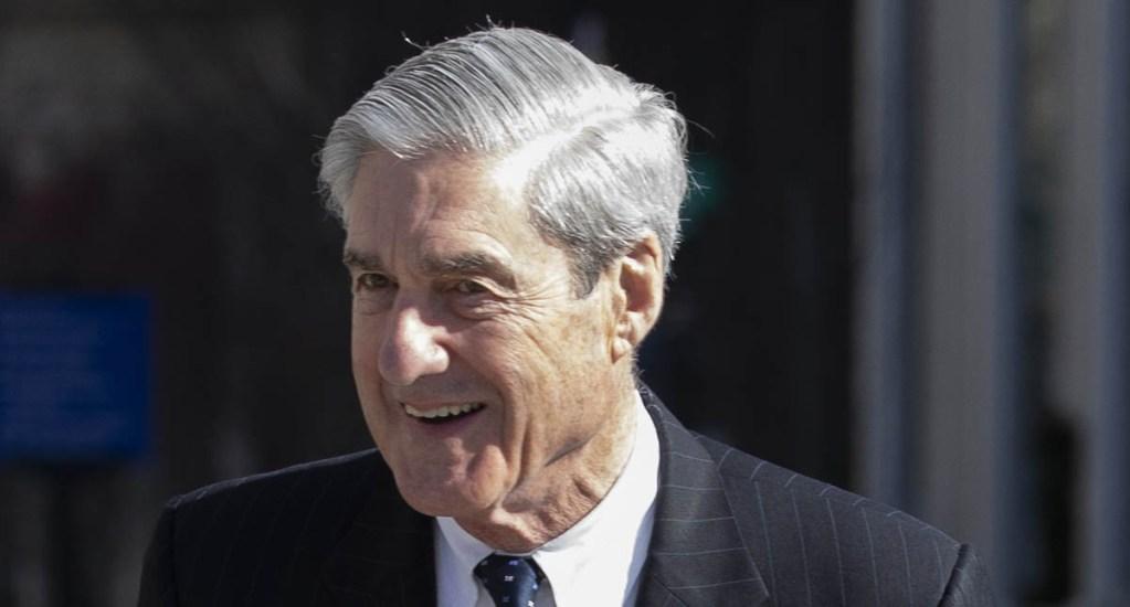 EE.UU. conocerá hoy el informe del fiscal Robert Mueller - Robert Mueller entregó su informe especial sobre la posible injerencia de Rusia en las elecciones de 2016. Foto de AFP / Tasos Katopodis/ Getty Images/