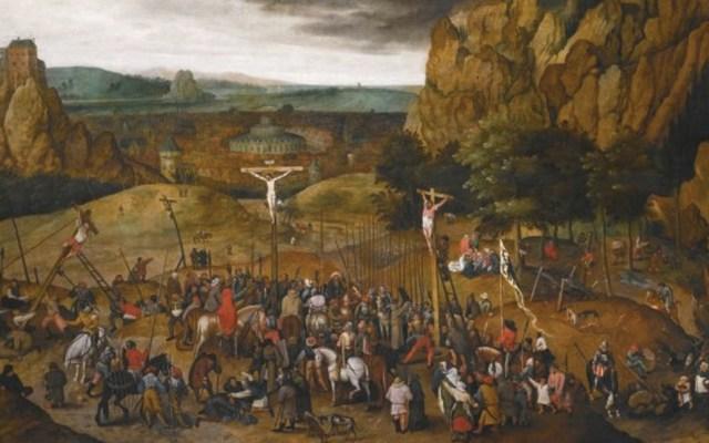 Obra robada de Brueghel el Joven de iglesia en Italia era una copia - Foto de internet