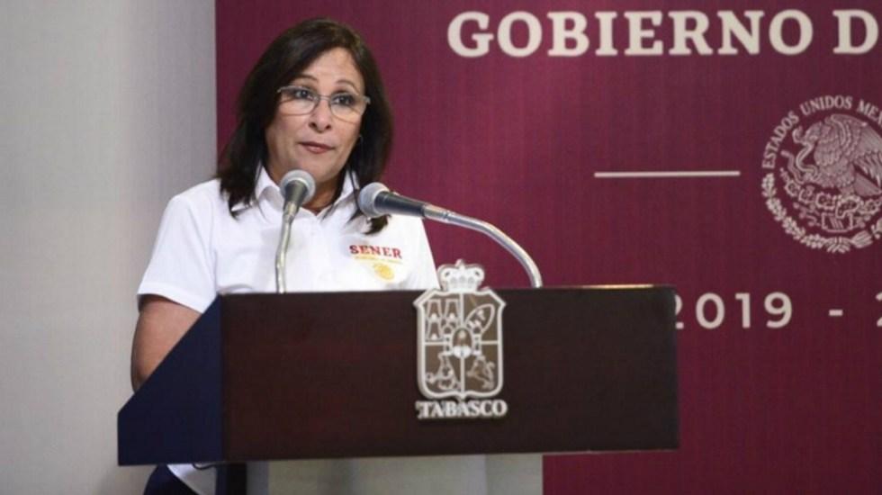 Dos expresidentes se lanzan contra Rocío Nahle y ella responde - Foto de Notimex