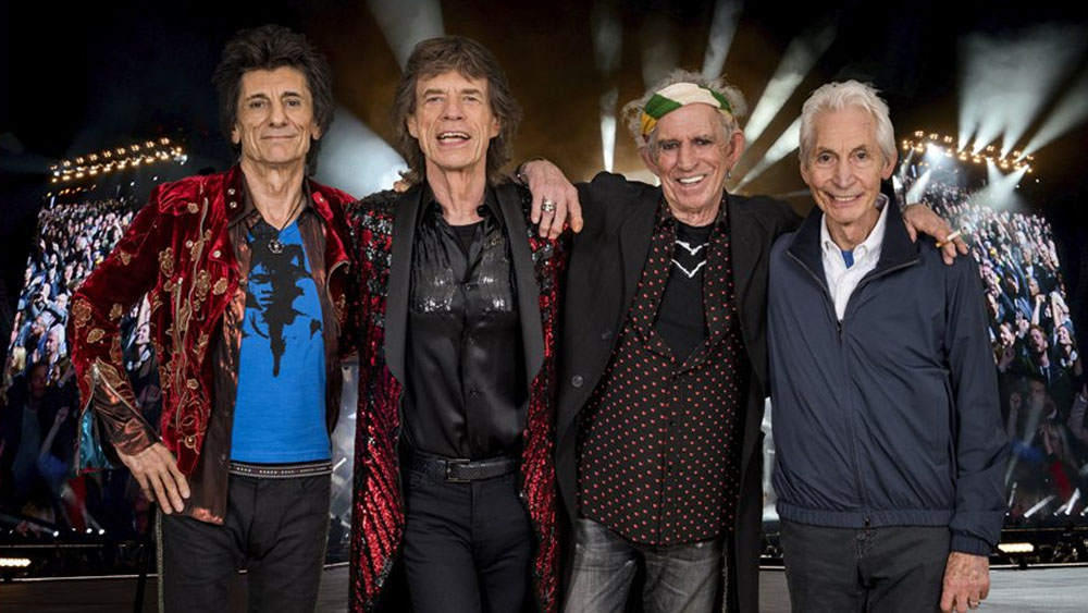 Rolling Stones aplazan gira por salud de Mick Jagger - Foto de @RollingStones