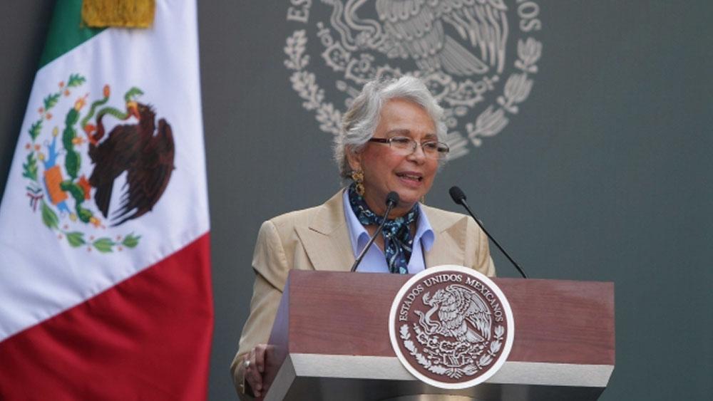 Derechos de las mujeres no están sujetos a consultas: Sánchez Cordero - Foto de Notimex