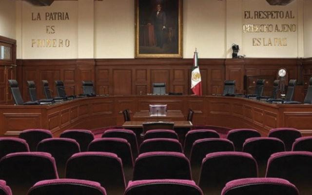Suprema Corte mantendrá actividades a distancia en junio - Foto de Twitter SCJN