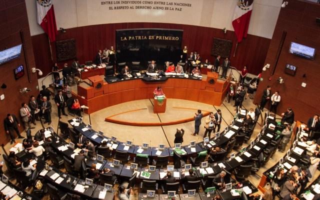 Senado pospone discusión sobre revocación de mandato por falta de consenso - Revocación Senado