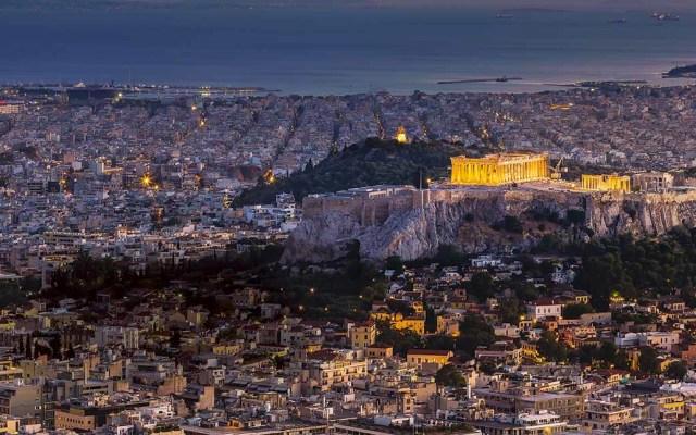 Sismo de 5.3 sacude Grecia y se logra sentir en Atenas - Foto de National Geographic