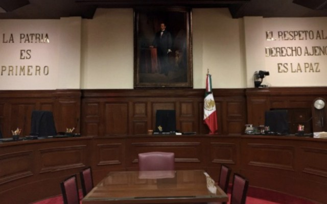 SCJN confirma destitución de magistrado ligado a hijo del 'Chapo' - Foto de Suprema Corte de Justicia de la Nación