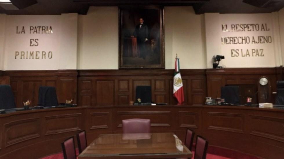 Michoacán impugna en SCJN lineamientos para entrega de apoyos federales - Foto de Suprema Corte de Justicia de la Nación