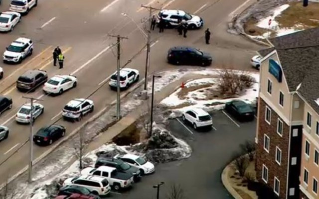 Tiroteo activo en motel de Illinois - tiroteo motel illinois