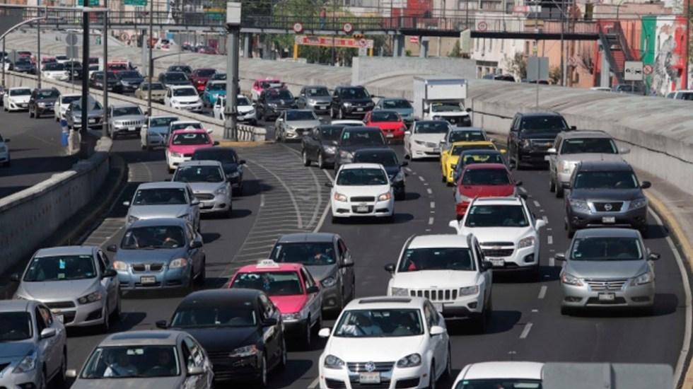 Las ciudades en las que se pierden más horas al año en el tráfico - Foto de Notimex