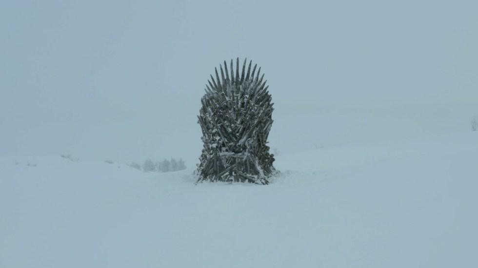 Nuevo póster de Game of Thrones desata teorías sobre el final - Trono de Hierro. Foto de @gameofthrones