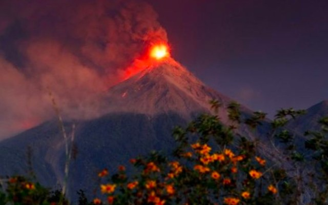 Se quedan sin identificar 110 restos de víctimas de volcán en Guatemala - Foto de BBC