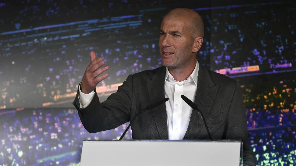 Me fui del Real Madrid porque era lo mejor para todos: Zidane - Zidane Real Madrid