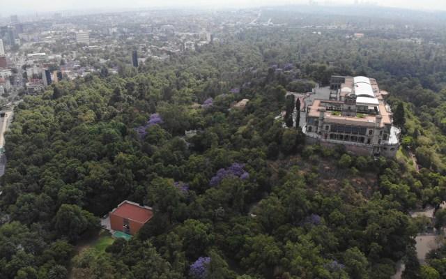 ¿De dónde viene el nombre de Chapultepec? - Foto de Notimex.