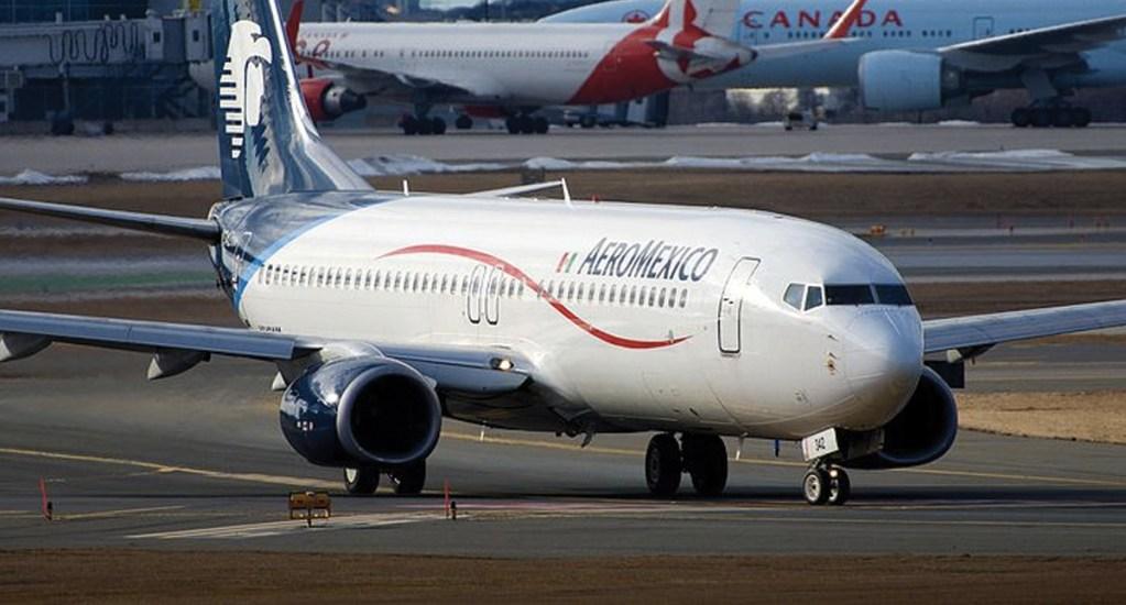 Aeroméxico alcanza acuerdo de compensación con Boeing - aeroméxico