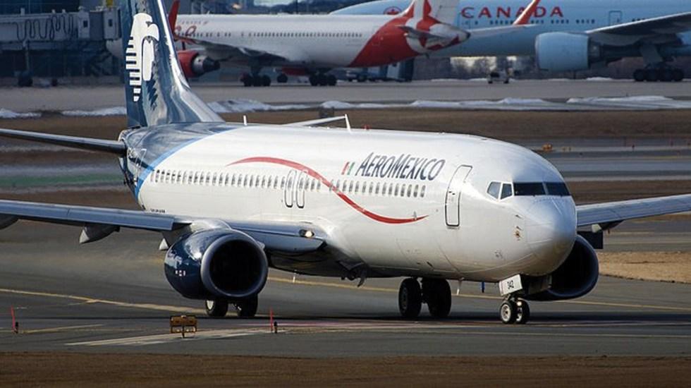 Aeroméxico invita a presentación de su Informe de Sostenibilidad 2019 - aeroméxico