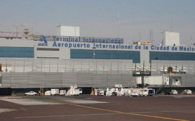 Grupo Aeroportuario valora construir una cuarta terminal en el AICM - Aeropuerto Internacional de la Ciudad de México (AICM). Foto de Punto por Punto