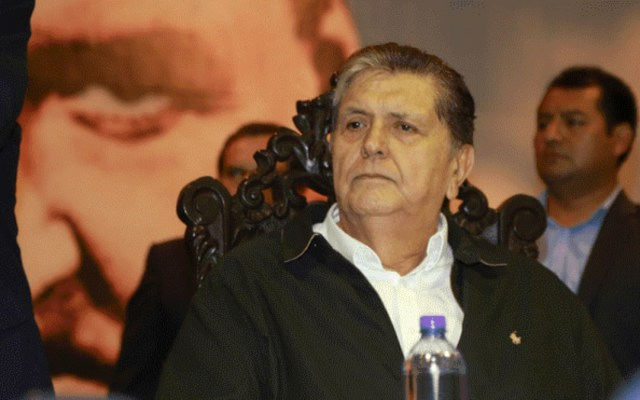 Alan García corría un riesgo real de ser detenido: periodista - Alan García perú