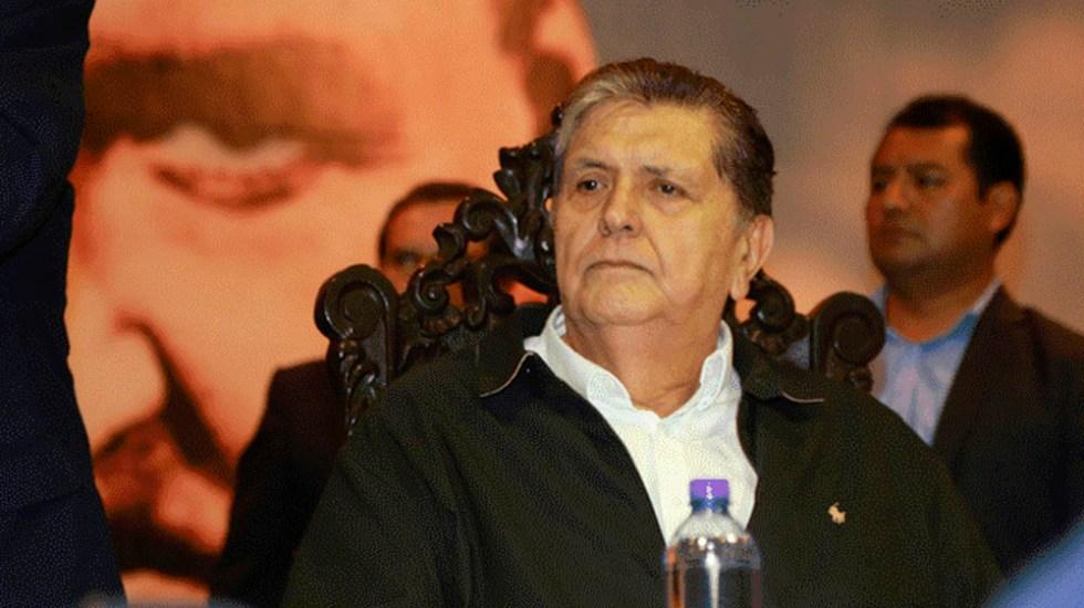 Alan García se dispara tras conocer orden de detención por caso Odebrecht - Foto de La República